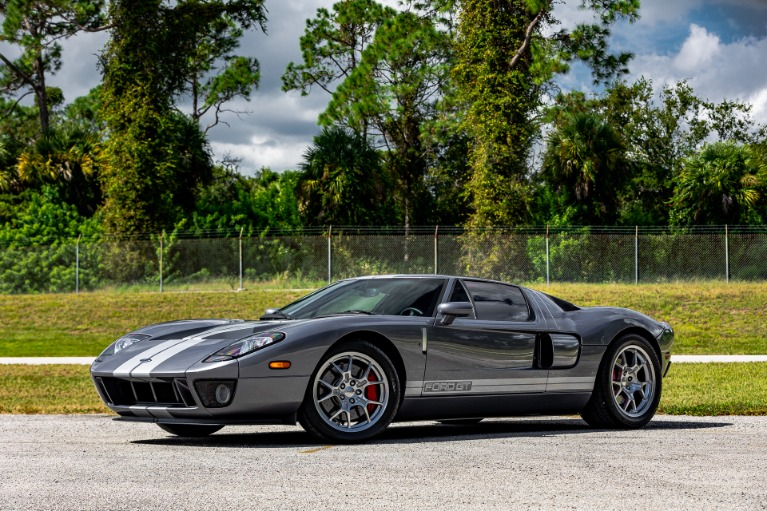 Used 2006 Ford GT for sale $405,880 at McLaren Orlando LLC in Titusville FL 32780 3