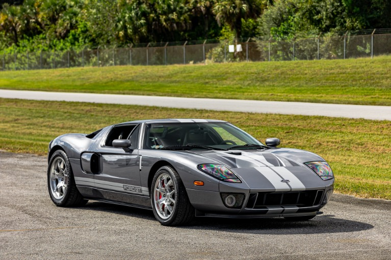 Used 2006 Ford GT for sale $405,880 at McLaren Orlando LLC in Titusville FL 32780 4