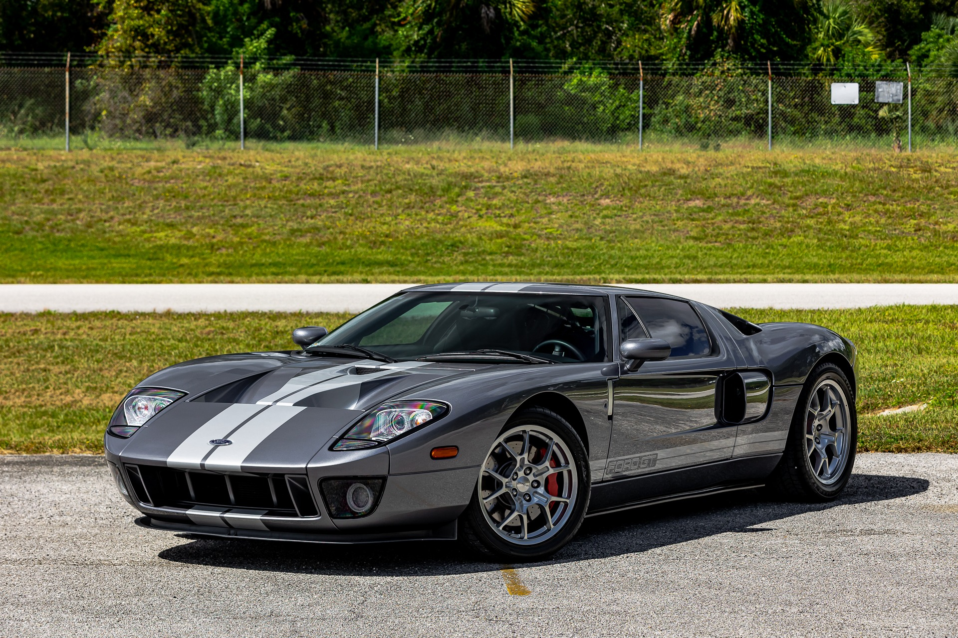 Used 2006 Ford GT for sale $405,880 at McLaren Orlando LLC in Titusville FL 32780 1