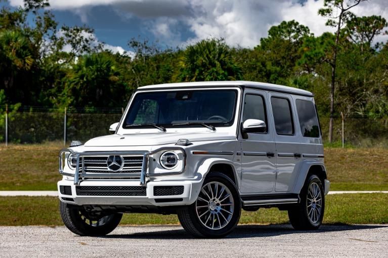 Used 2021 Mercedes-Benz G-Class G 550 for sale $216,880 at McLaren Orlando LLC in Titusville FL