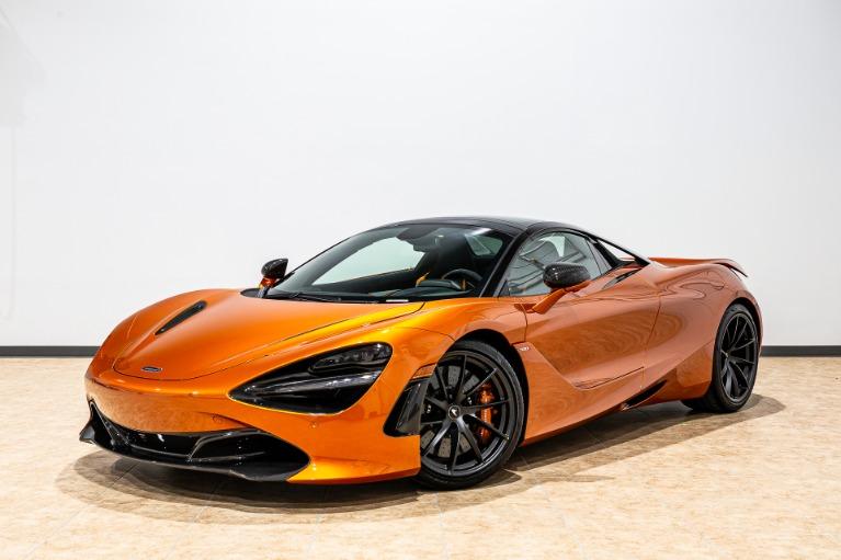 New 2019 McLaren 720S Spider Performance for sale $400,550 at McLaren Orlando LLC in Titusville FL 32780 4
