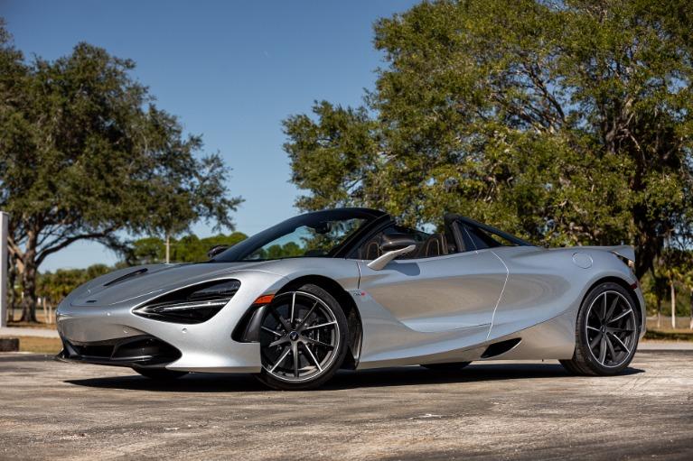 New 2020 McLaren 720S Spider Performance for sale $370,280 at McLaren Orlando LLC in Titusville FL 32780 2