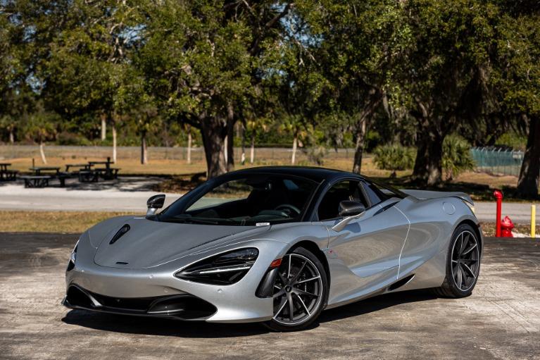 New 2020 McLaren 720S Spider Performance for sale $370,280 at McLaren Orlando LLC in Titusville FL 32780 1