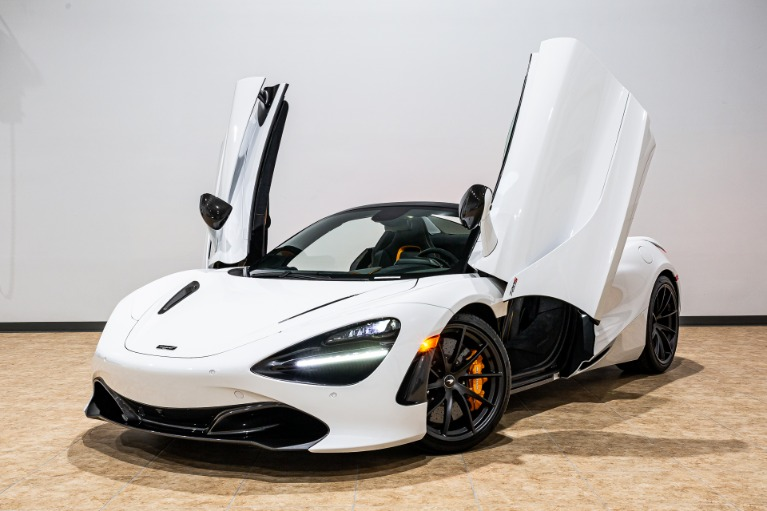 New 2020 McLaren 720S Spider Performance for sale $367,540 at McLaren Orlando LLC in Titusville FL 32780 2