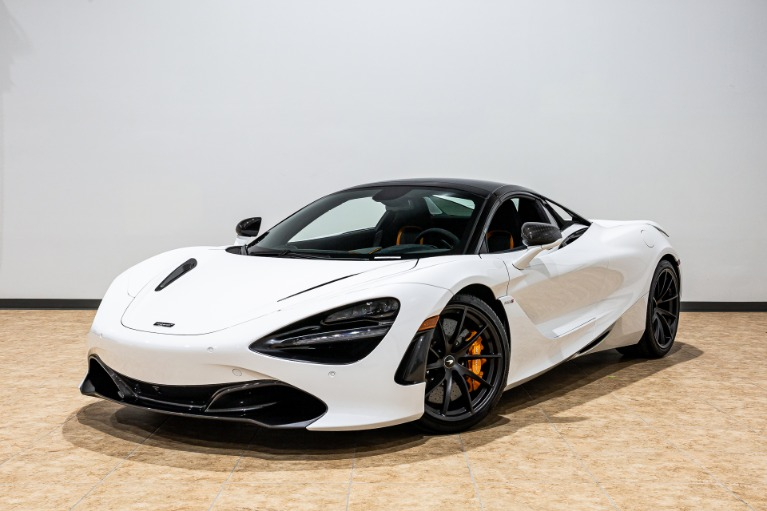 New 2020 McLaren 720S Spider Performance for sale $367,540 at McLaren Orlando LLC in Titusville FL 32780 3