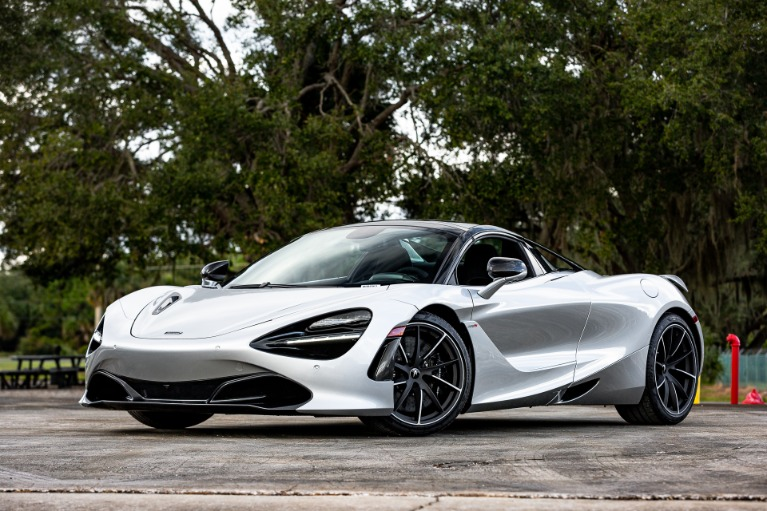 New 2020 McLaren 720S Spider Performance for sale $383,240 at McLaren Orlando LLC in Titusville FL 32780 4