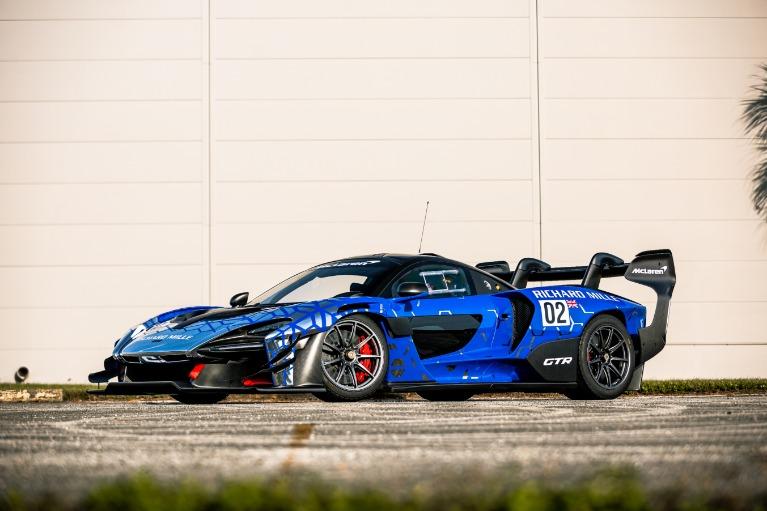 Used 2020 McLaren Senna GTR GTR for sale $1,850,000 at McLaren Orlando LLC in Titusville FL 32780 3