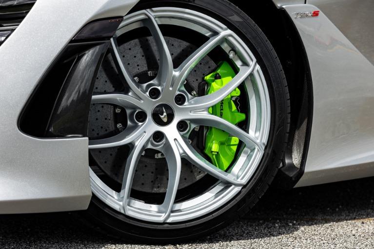 New 2020 McLaren 720S Spider Luxury for sale $362,520 at McLaren Orlando LLC in Titusville FL 32780 2