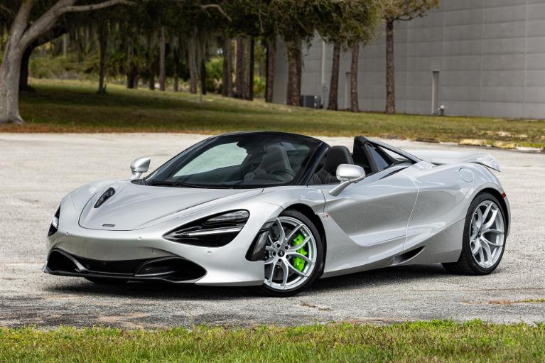 New 2020 McLaren 720S Spider Luxury for sale $362,520 at McLaren Orlando LLC in Titusville FL 32780 1