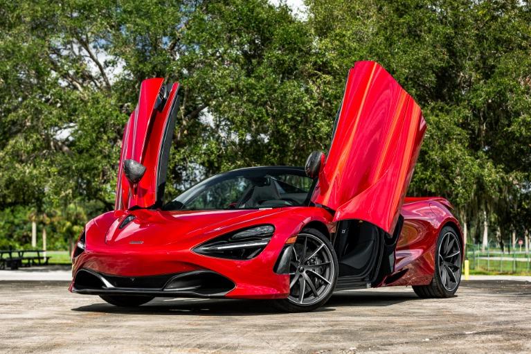 New 2020 McLaren 720S Spider Performance for sale $366,710 at McLaren Orlando LLC in Titusville FL 32780 2