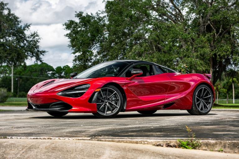 New 2020 McLaren 720S Spider Performance for sale $366,710 at McLaren Orlando LLC in Titusville FL 32780 1