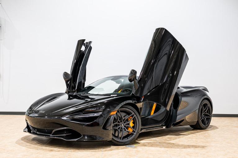 New 2020 McLaren 720S Spider Performance for sale $362,340 at McLaren Orlando LLC in Titusville FL 32780 2