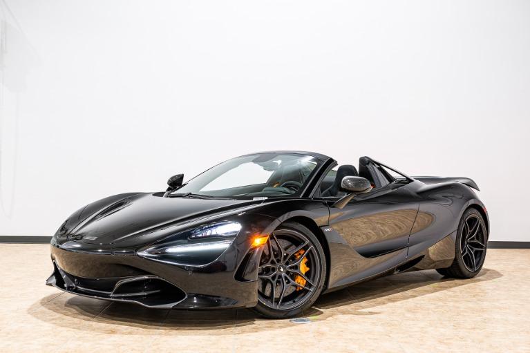 New 2020 McLaren 720S Spider Performance for sale $362,340 at McLaren Orlando LLC in Titusville FL 32780 4