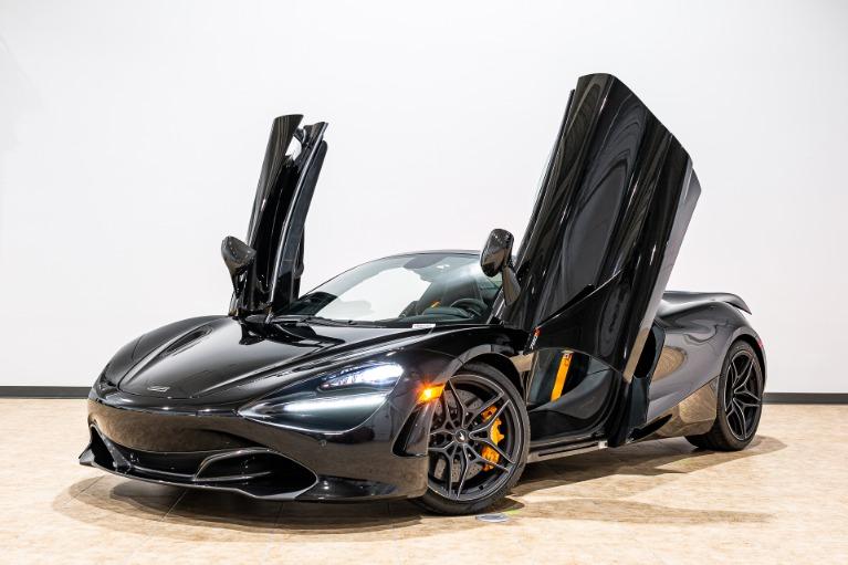 New 2020 McLaren 720S Spider Performance for sale $362,340 at McLaren Orlando LLC in Titusville FL 32780 1