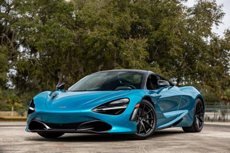 New 2020 McLaren 720S Spider Performance for sale $369,240 at McLaren Orlando LLC in Titusville FL 32780 2