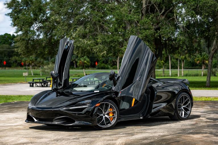 New 2020 McLaren 720S Spider for sale $344,860 at McLaren Orlando LLC in Titusville FL 32780 2