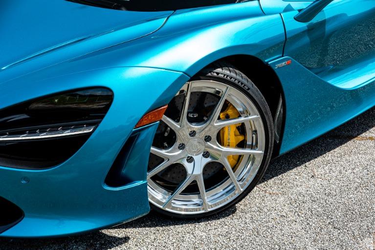 New 2020 McLaren 720S Spider for sale $345,660 at McLaren Orlando LLC in Titusville FL 32780 4