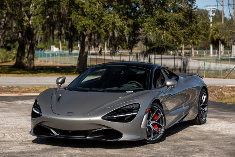 New 2020 McLaren 720S Spider Base for sale $349,980 at McLaren Orlando LLC in Titusville FL 32780 2