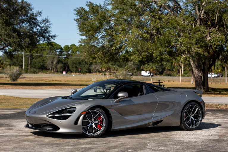 New 2020 McLaren 720S Spider Base for sale $349,980 at McLaren Orlando LLC in Titusville FL 32780 4