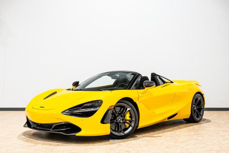 New 2020 McLaren 720S Spider Performance for sale $364,410 at McLaren Orlando LLC in Titusville FL 32780 2