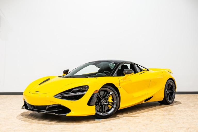 New 2020 McLaren 720S Spider Performance for sale $364,410 at McLaren Orlando LLC in Titusville FL 32780 3