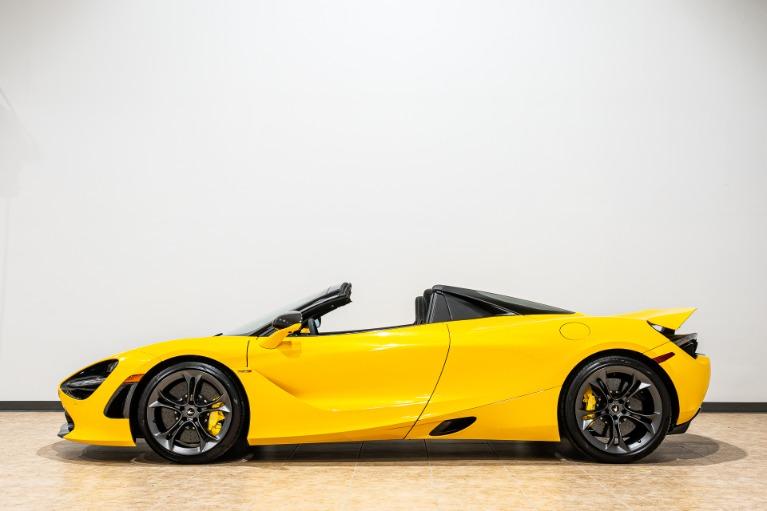 New 2020 McLaren 720S Spider Performance for sale $364,410 at McLaren Orlando LLC in Titusville FL 32780 4