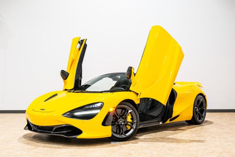 New 2020 McLaren 720S Spider Performance for sale $364,410 at McLaren Orlando LLC in Titusville FL 32780 1