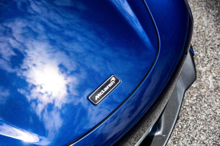 New 2020 McLaren 720S Spider Luxury for sale $359,290 at McLaren Orlando LLC in Titusville FL 32780 2