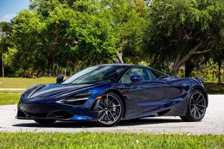New 2020 McLaren 720S Spider Luxury for sale $359,290 at McLaren Orlando LLC in Titusville FL 32780 4