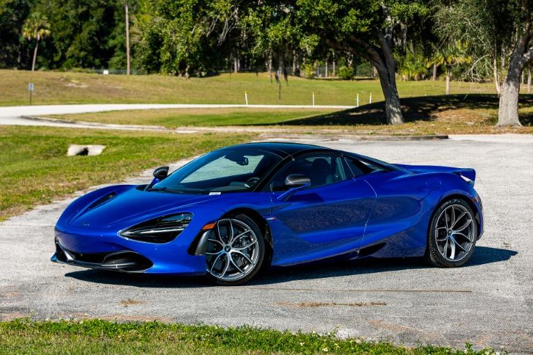 New 2020 McLaren 720S Spider Performance for sale $374,600 at McLaren Orlando LLC in Titusville FL 32780 2