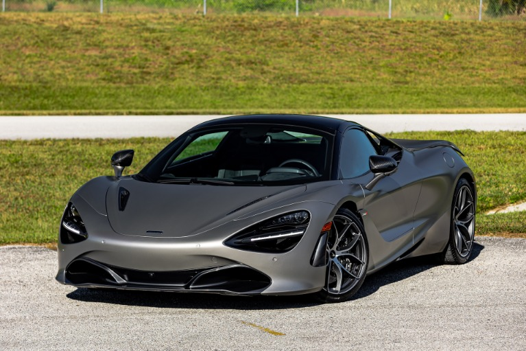New 2020 McLaren 720S Spider Performance for sale $365,610 at McLaren Orlando LLC in Titusville FL 32780 2