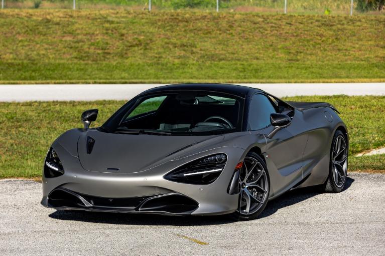 Used 2020 McLaren 720S Spider Performance for sale $365,610 at McLaren Orlando LLC in Titusville FL 32780 2