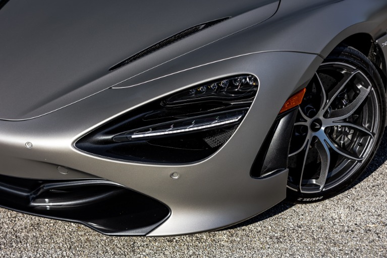 New 2020 McLaren 720S Spider Performance for sale $365,610 at McLaren Orlando LLC in Titusville FL 32780 3