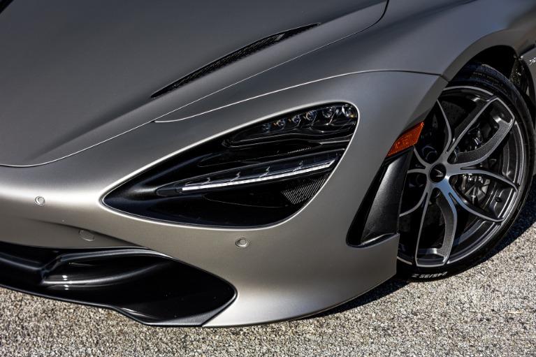 Used 2020 McLaren 720S Spider Performance for sale $365,610 at McLaren Orlando LLC in Titusville FL 32780 3