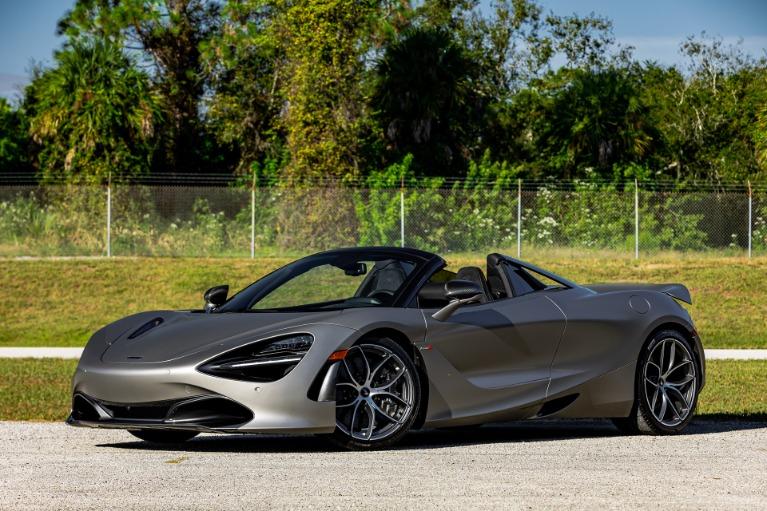 Used 2020 McLaren 720S Spider Performance for sale $365,610 at McLaren Orlando LLC in Titusville FL 32780 1