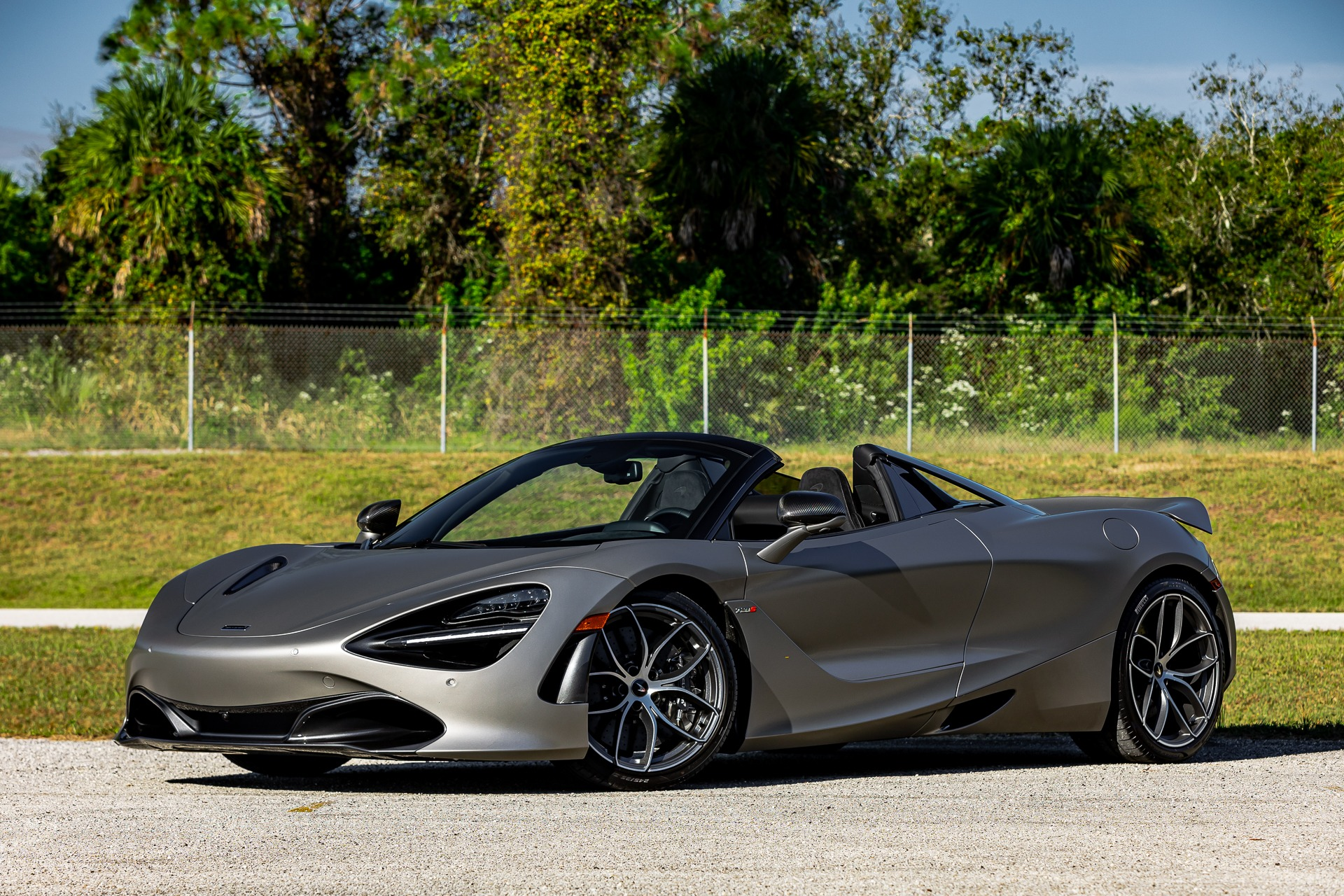New 2020 McLaren 720S Spider Performance for sale $365,610 at McLaren Orlando LLC in Titusville FL 32780 1