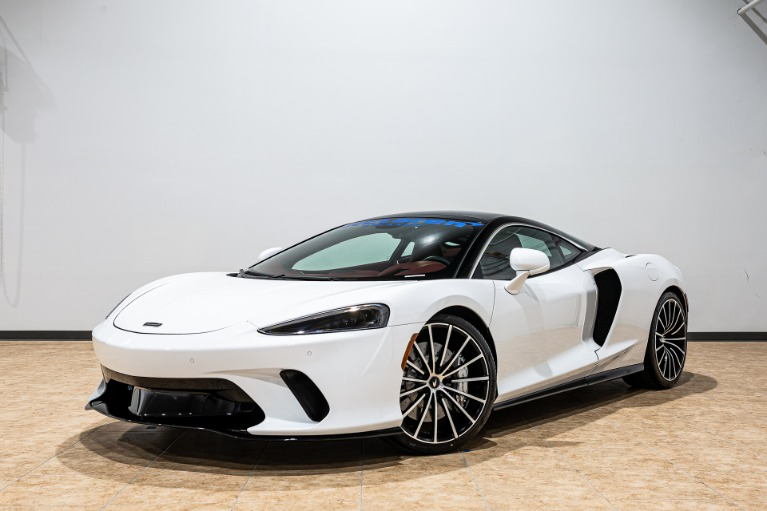 New 2020 McLaren GT for sale $249,625 at McLaren Orlando LLC in Titusville FL 32780 2