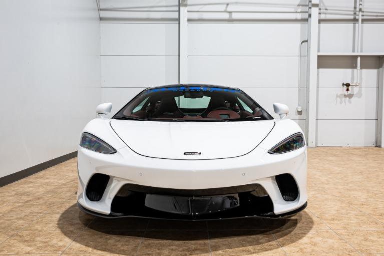 New 2020 McLaren GT for sale $249,625 at McLaren Orlando LLC in Titusville FL 32780 3