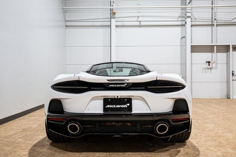 New 2020 McLaren GT for sale $249,625 at McLaren Orlando LLC in Titusville FL 32780 4