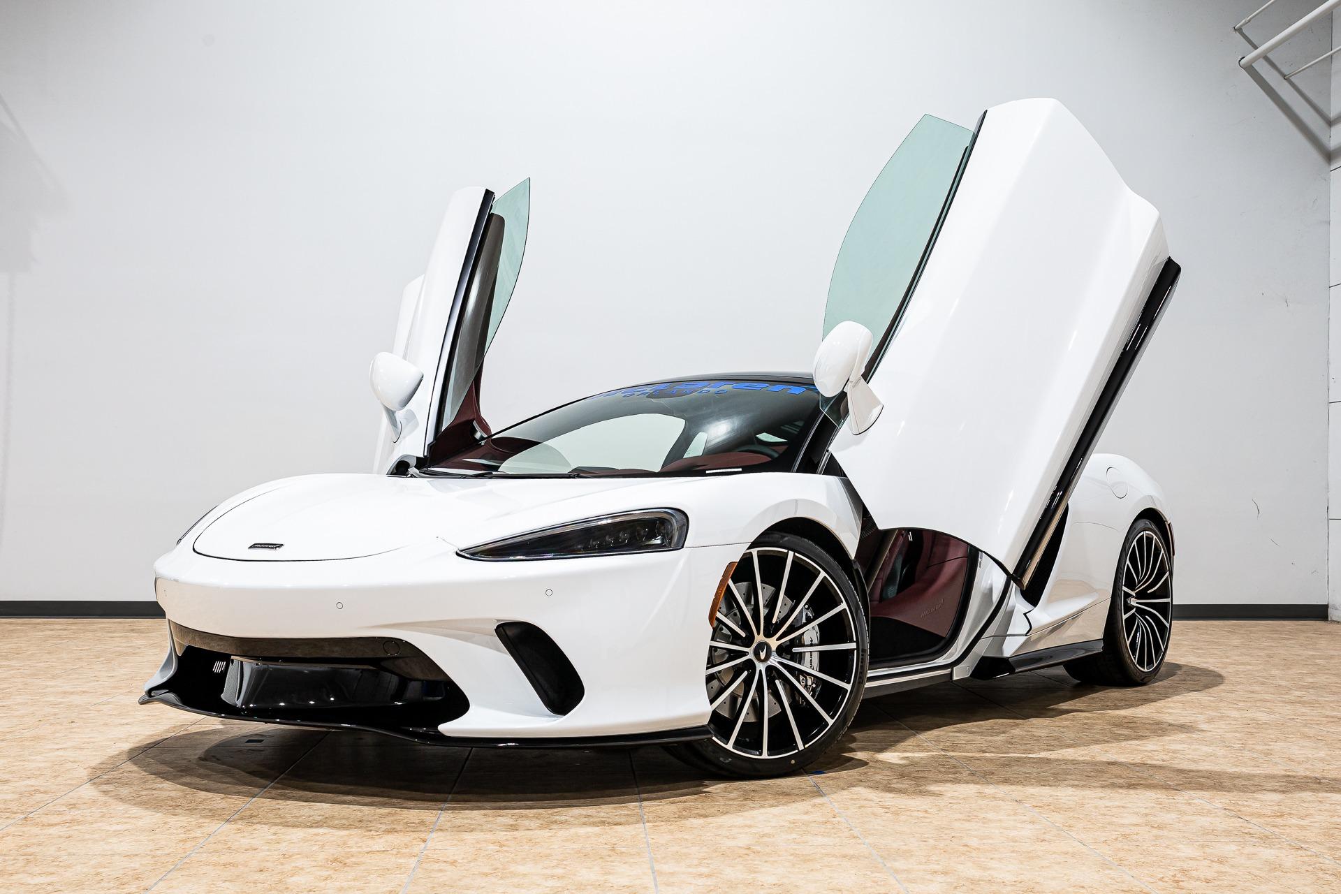 New 2020 McLaren GT for sale $249,625 at McLaren Orlando LLC in Titusville FL 32780 1