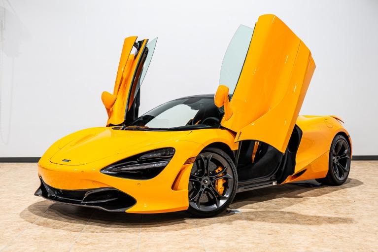 New 2020 McLaren 720S Spider for sale $344,560 at McLaren Orlando LLC in Titusville FL 32780 2