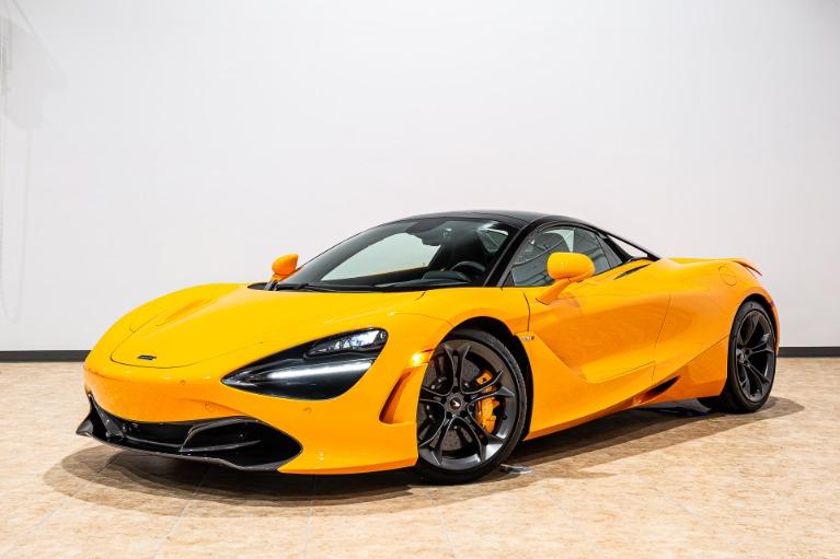 New 2020 McLaren 720S Spider for sale $344,560 at McLaren Orlando LLC in Titusville FL 32780 3