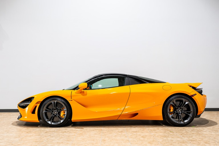 New 2020 McLaren 720S Spider for sale $344,560 at McLaren Orlando LLC in Titusville FL 32780 4