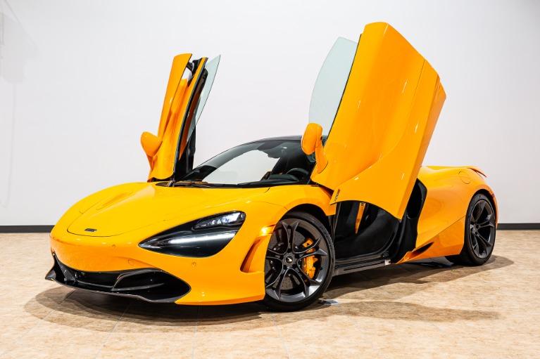 New 2020 McLaren 720S Spider for sale $344,560 at McLaren Orlando LLC in Titusville FL 32780 1