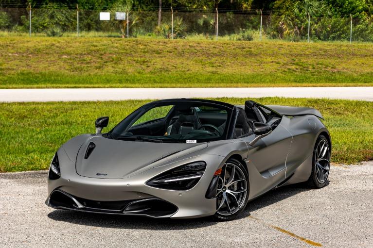Used 2020 McLaren 720S Spider Performance for sale $347,880 at McLaren Orlando LLC in Titusville FL 32780 2