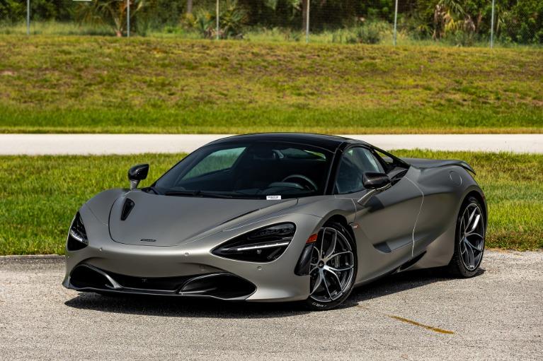 New 2020 McLaren 720S Spider Performance for sale $367,550 at McLaren Orlando LLC in Titusville FL 32780 3
