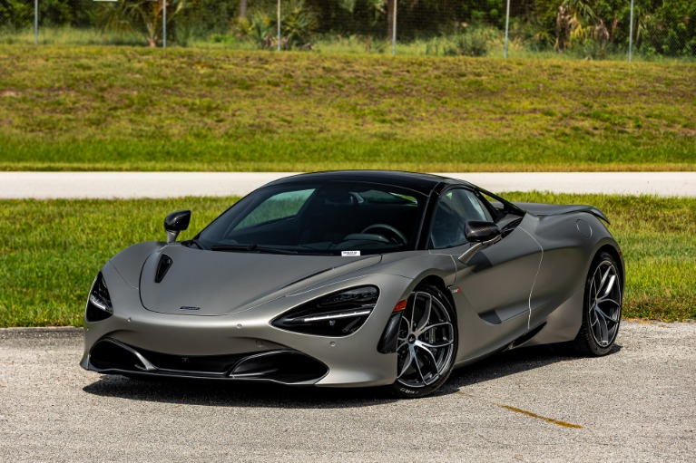Used 2020 McLaren 720S Spider Performance for sale $347,880 at McLaren Orlando LLC in Titusville FL 32780 3