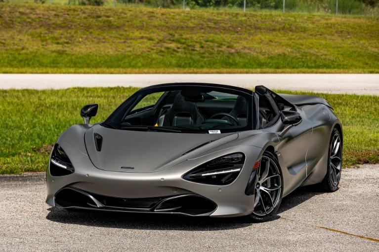 New 2020 McLaren 720S Spider Performance for sale $367,550 at McLaren Orlando LLC in Titusville FL 32780 1