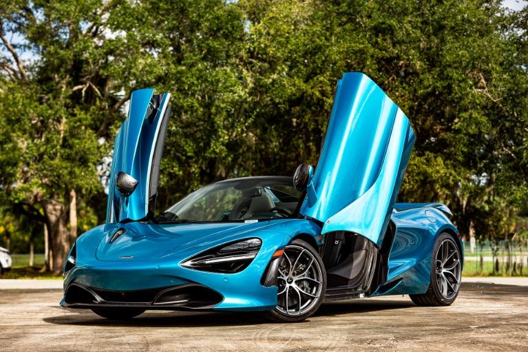 New 2020 McLaren 720S Spider Luxury for sale $386,190 at McLaren Orlando LLC in Titusville FL 32780 2