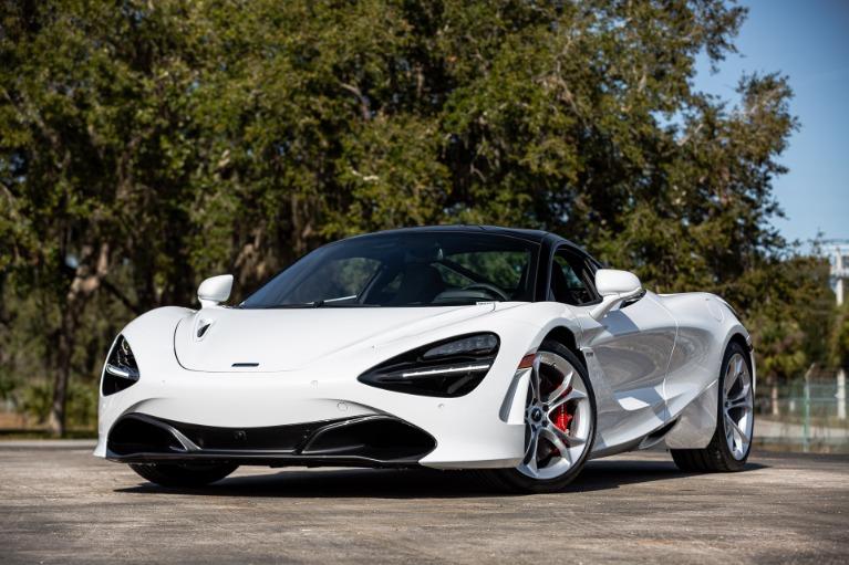 New 2020 McLaren 720S for sale $331,560 at McLaren Orlando LLC in Titusville FL 32780 3